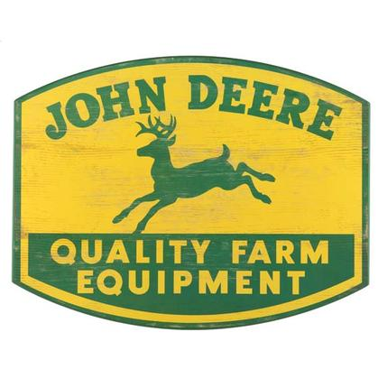 JOHN DEERE WOOD WALL ART (19
