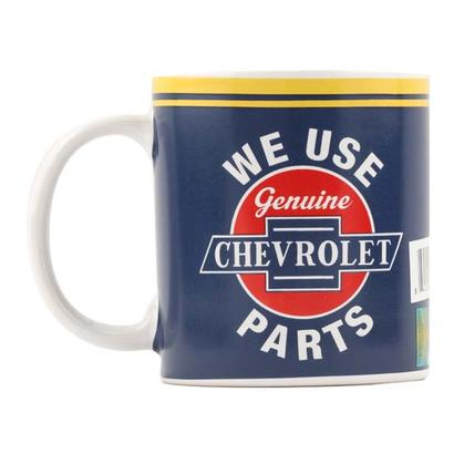 CHEVROLET PARTS CERAMIC 16 OZ. MUG