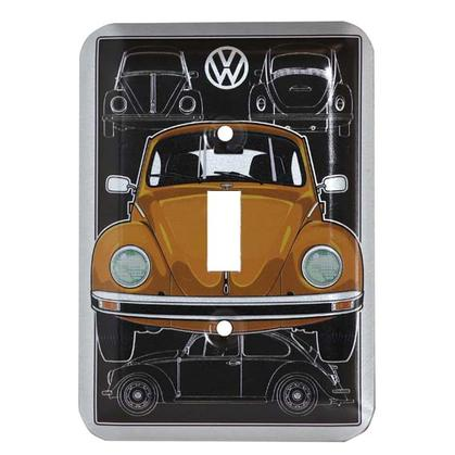 Volkswagen Beetle YELLOW BUG SWITCH PLATE (3.5