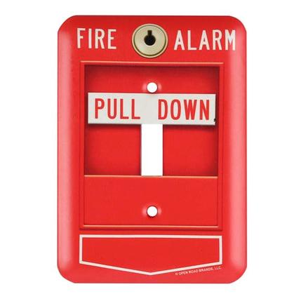 FIRE ALARM SWITCH PLATE (3.5