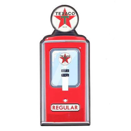 TEXACO GAS PUMP SWITCH PLATE (3.5