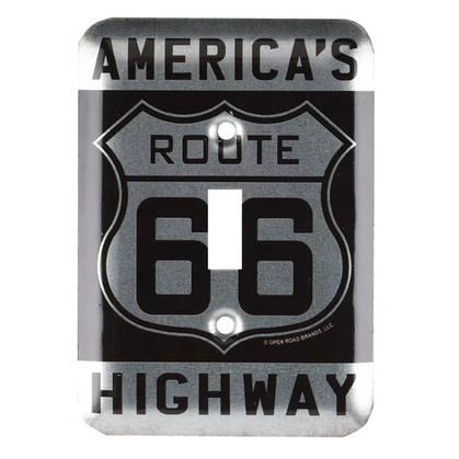 ROUTE 66 SWITCH PLATE (3.5