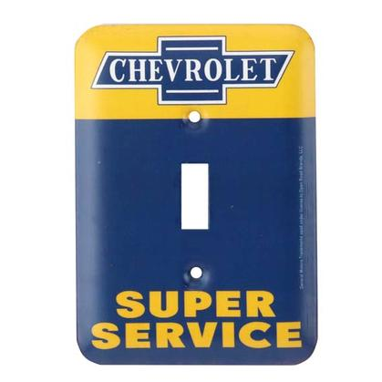 CHEVROLET SWITCH PLATE (3.5