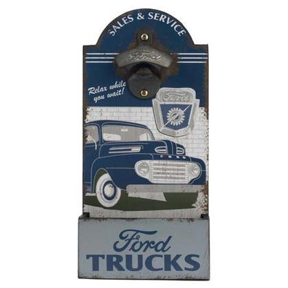 FORD TRUCK BOTTLE OPENER (5.5
