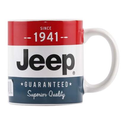 JEEP CERAMIC 16 OZ. MUG