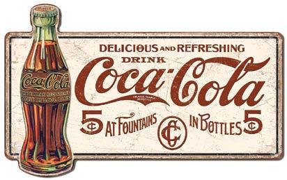 Coca-Cola 5 Cents 28