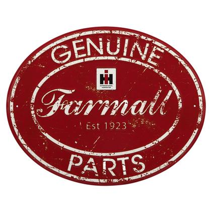 GENUINE FARMALL TIN SIGN 20