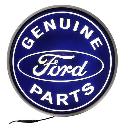 GENUINE FORD PARTS LIGHTED GLOBE 15.6