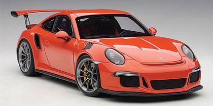 PORSCHE 911(991) GT3 RS