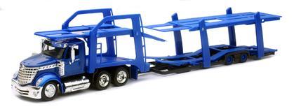 International Lonestar with Auto Carrier