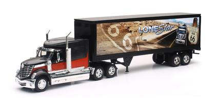 International Lonestar with Route 66 Graphics