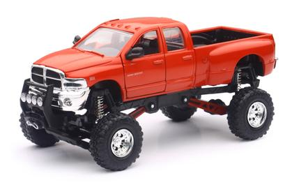 Dodge Ram 3500 with Lifted Suspension