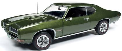 Pontiac GTO 1968  (July)