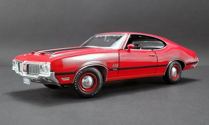 OLDSMOBILE 442 W-30 1970 (Sept.)