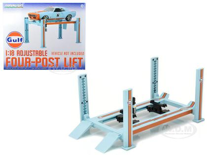 Four-Post Lift 1:18 Ajustable