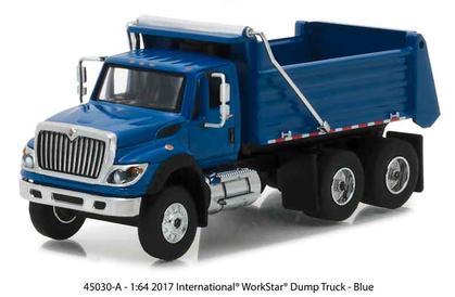 2017 International WorkStar Construction Dump Truck