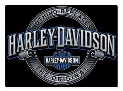 Harley-Davidson Irreplaceable