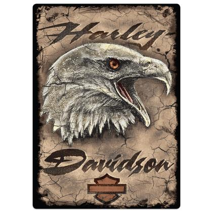Harley-Davidson Eagle Card