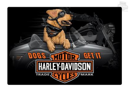 Harley-Davidson Side Dog