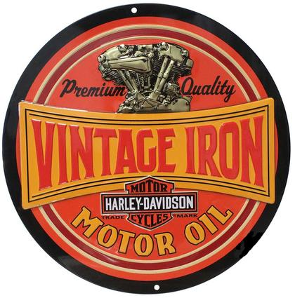 Harley-Davidson Vintage Iron