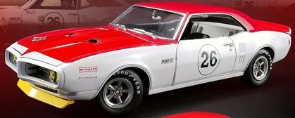 Pontiac Firebird Trans Am 1968 #26 Jerry Titus