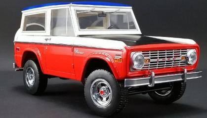 Ford Bronco 1971 Bill Stroppe Edition (november)