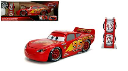 Lightning McQueen Disney Pixar Cars WIth Tires
