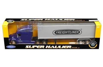 FREIGHTLINER COLUMBIA CONTAINER