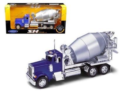 Peterbilt 379 Cement Mixer