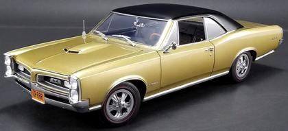 Pontiac GTO 1966 (July 20)