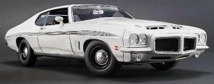 Pontiac LeMans GTO 1972 (July 20)