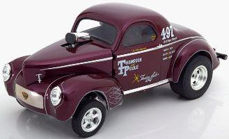 1941 Willys Gasser Thompson & Poole (July 20)