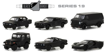 Black Bandit Series 19 Set