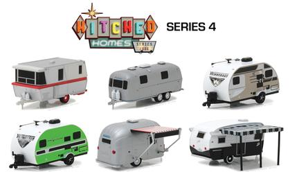 Hitched Homes Series 4 Set