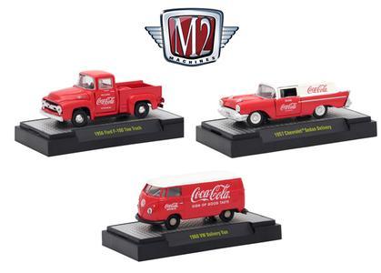 M2 Coca-Cola 1:64 Set