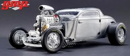 1934 Ford Coupe Raw Steel