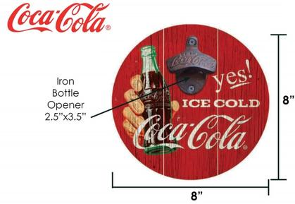 Coca-Cola bottle opener 8
