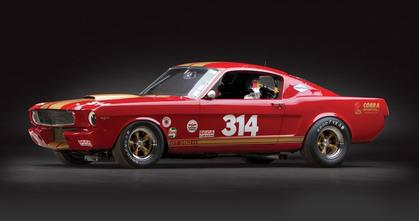 Ford Shelby GT350H 1966 #314