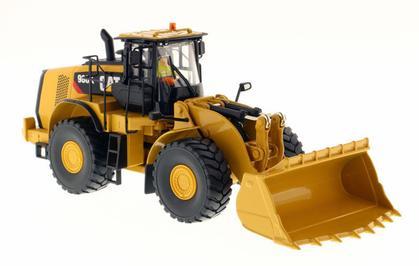 Caterpillar CAT 980K Wheel Loader-Rock Configuration