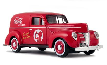 Ford Sedan Delivery Van 1940