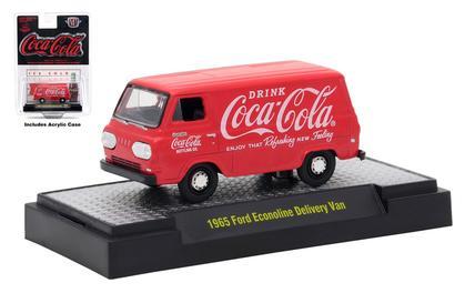 1965 Ford Econoline Delivery Van