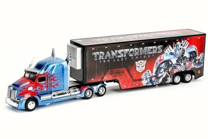 TRANSFORMERS 5 OPTIMUS PRIME HAULER TRUCK