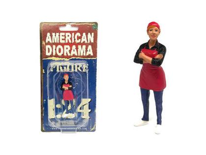 Food Truck Chef Gloria Figure 1/24