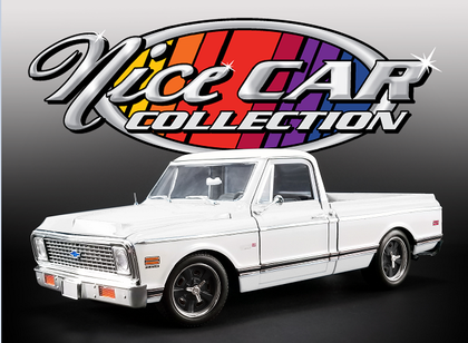 Chevrolet C10 Custom 1971 NICE CAR COLLECTION Series #7 (NOW APRIL/MAY)