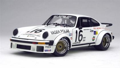 1:12 Minichamps Porsche 934 Trans-Am Champion Follmer 1976
