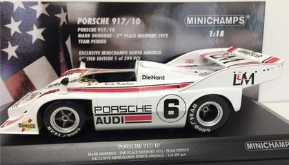 Porsche 917/10 Marc Donohue Mosport 1972