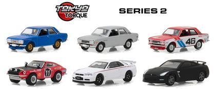 1/64 Tokyo Torque Series 2 Set