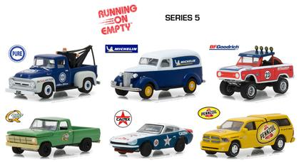 Running on Empty Series 5 1/64 SET