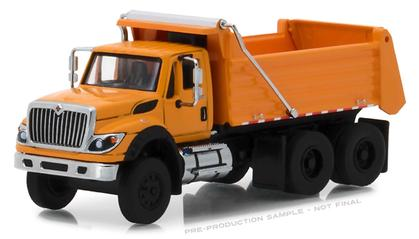 2018 International WorkStar Construction Dump Truck