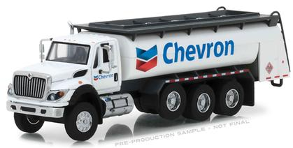 2018 International WorkStar Tanker Truck Chevron Super Duty Trucks Series 5